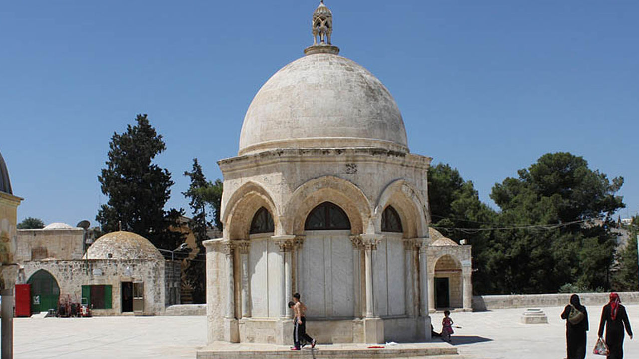 Moschee in Jerusalem